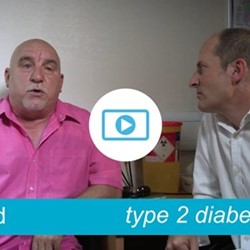 Image for David - Type 2 diabetes, feels great after weight loss