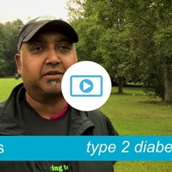 Image for Denis - type 2 diabetes, diagnosed whilst being treated for heart and kidney failure