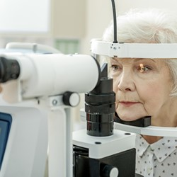 Image for Diabetes and the Eyes