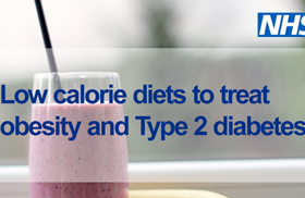 Image for The NHS Low Calorie Diet Programme
